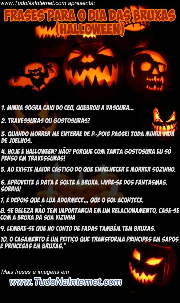 Frases De Halloween 30 Frases