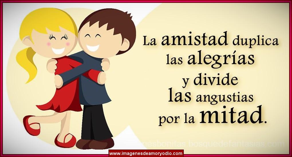 Frases De Amor Y Amistad: Frases De Amistad (289 Frases