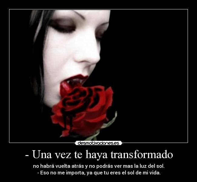Frases De Vampiro (30 Frases
