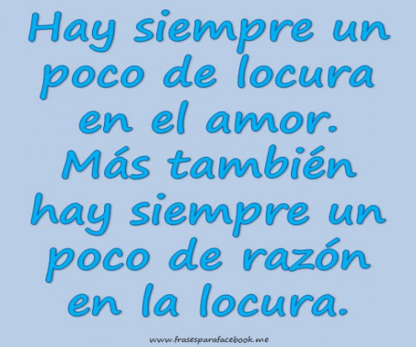 Frases De Locura 145 Frases