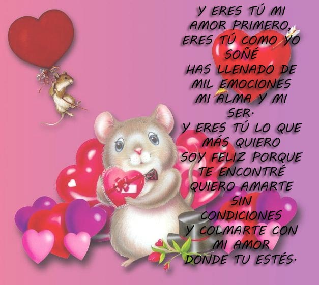 Palabras De Amor Y De Aliento I Love You From Here To Wherever You