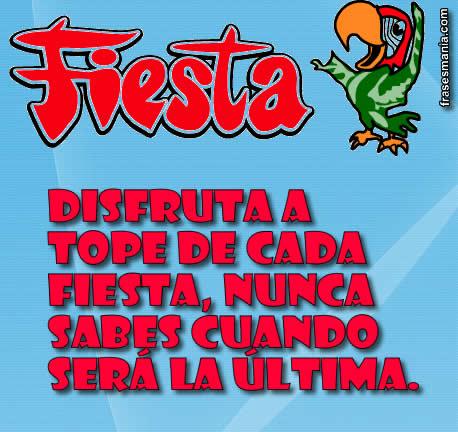 Frases De Fiestas 36 Frases