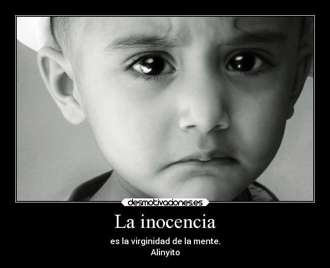 Frases De Inocencia 46 Frases