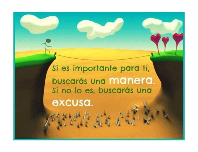 Frases De Excusas 44 Frases