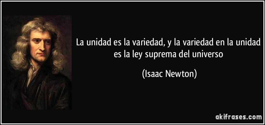 Frases Celebres De La Vida: Frases De Newton (31 Frases