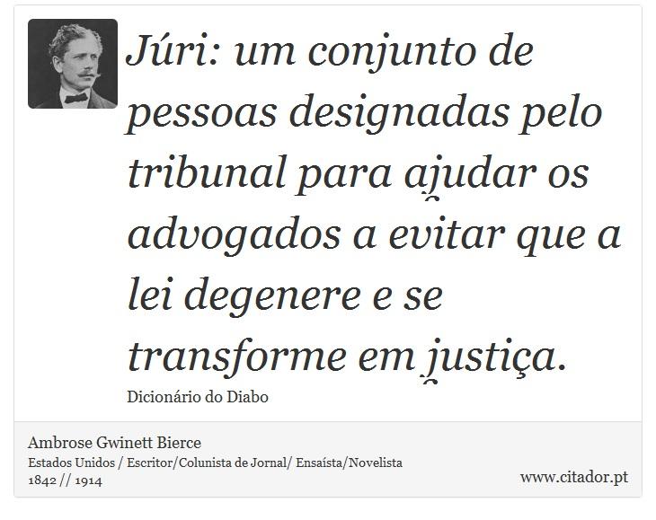 Frases De Tribunal 33 Frases