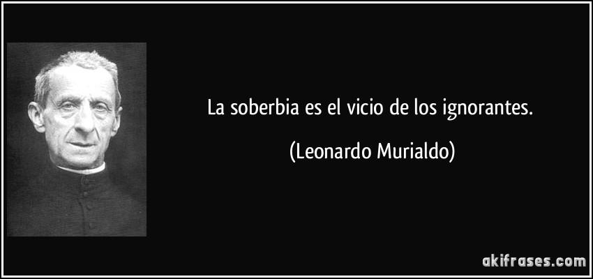 Frases De Soberbia 66 Frases
