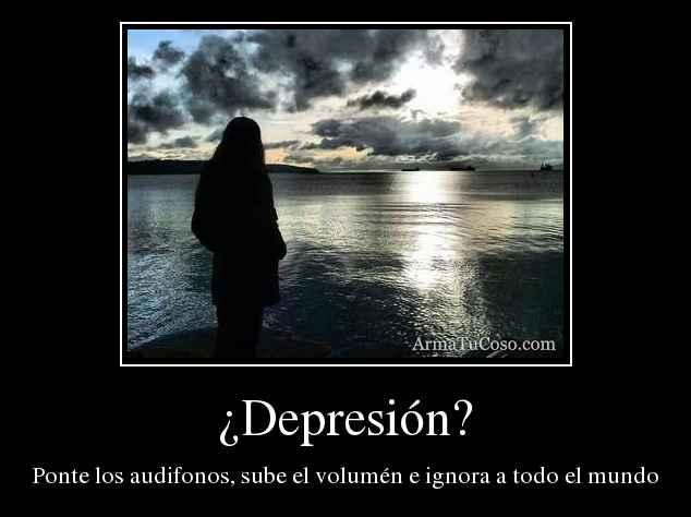 Frases De Depresión 35 Frases