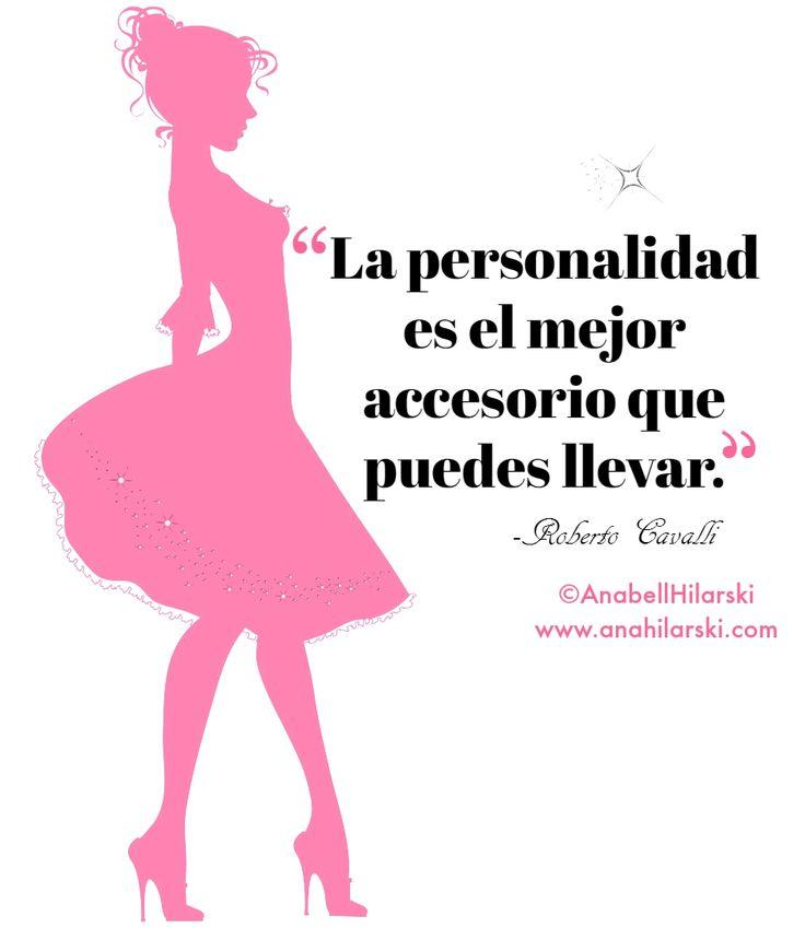 Personalidad perfecta de una mujer