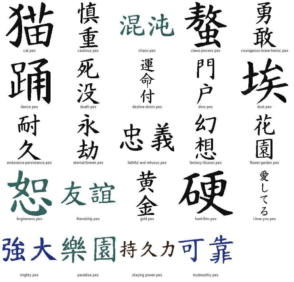 Significado Dos Simbolos Japoneses Whatsapp Archidev