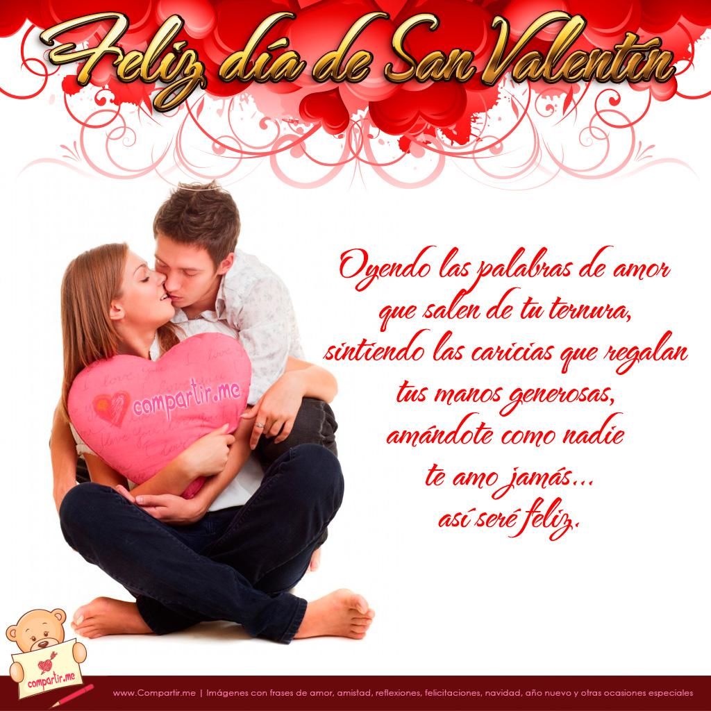 Frases De San Valentín 27 Frases