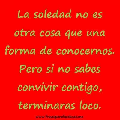 Frases De Soledad 223 Frases
